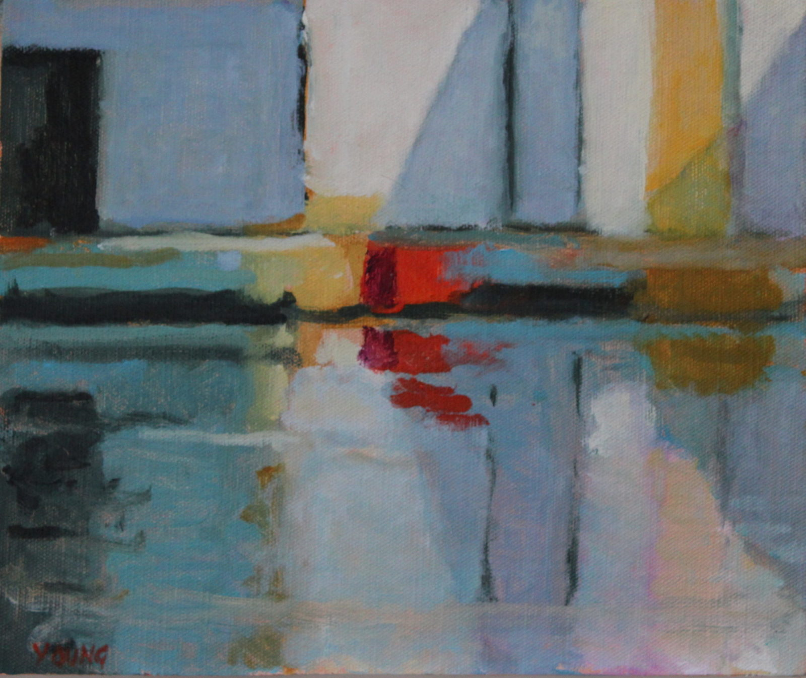 Montague Reflections (Study)